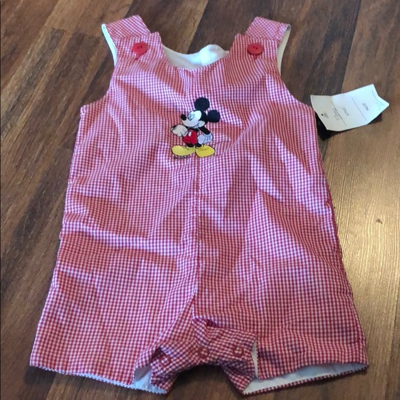 Other - 12 Month Boys Overalls